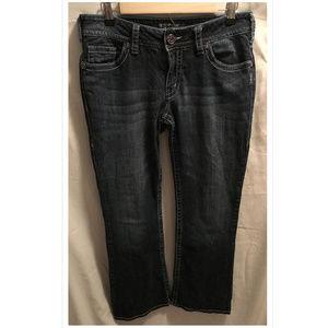 Size 30 Silver Jeans Suki